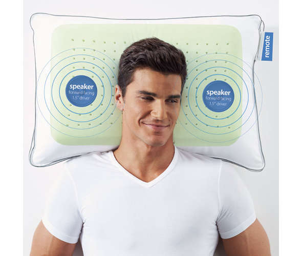 pillow speakers