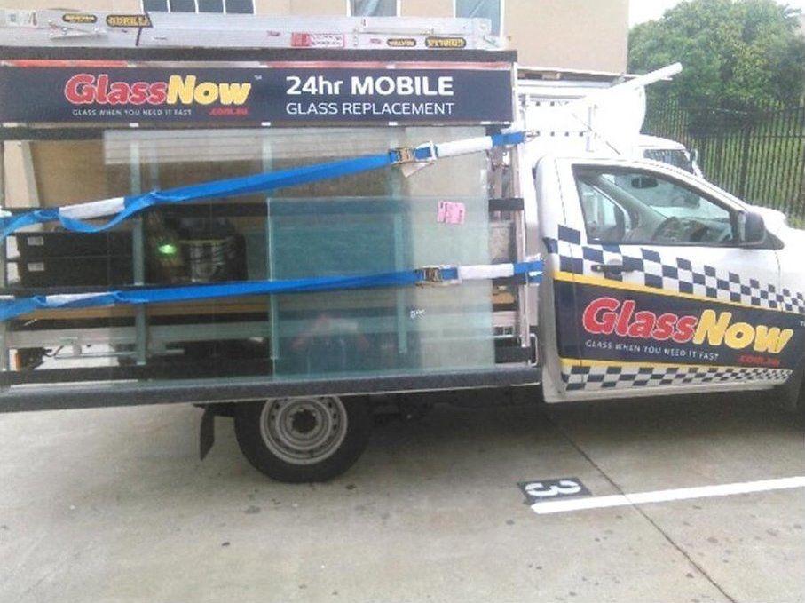 Glassnow Fleet Of Mobile Vehicles Provide Emergency